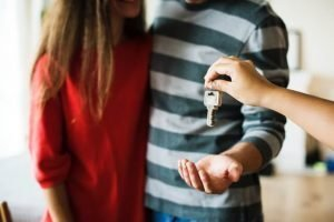 Getting the keys after an Edmonton Home Inspection