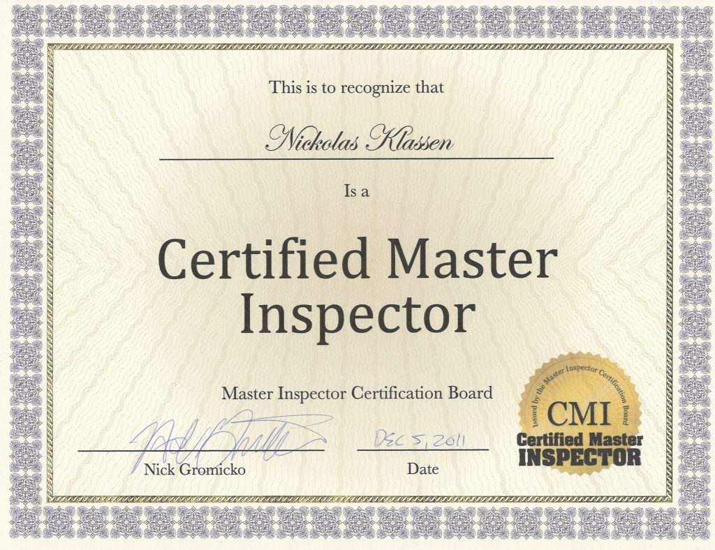 FREE Home Inspection Checklist 12