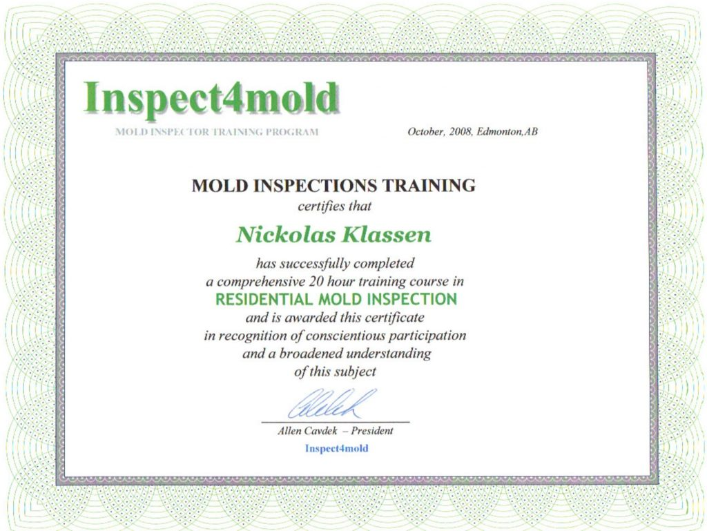 FREE Home Inspection Checklist 4